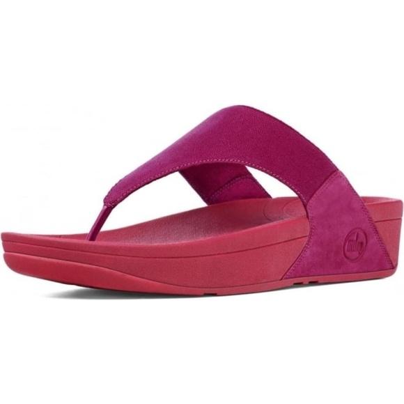 da214be5b9f809 FitFlop Lulu Canvas Sandal